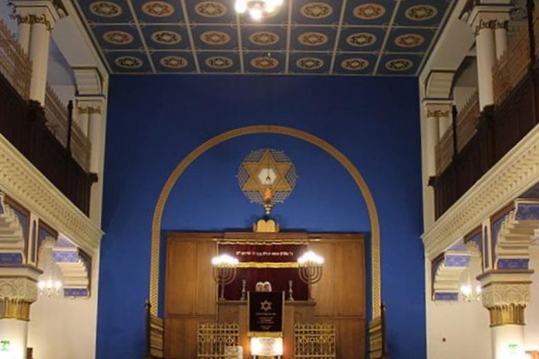 leipzig synagogue