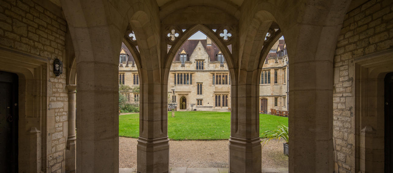 Four Colleges Arch