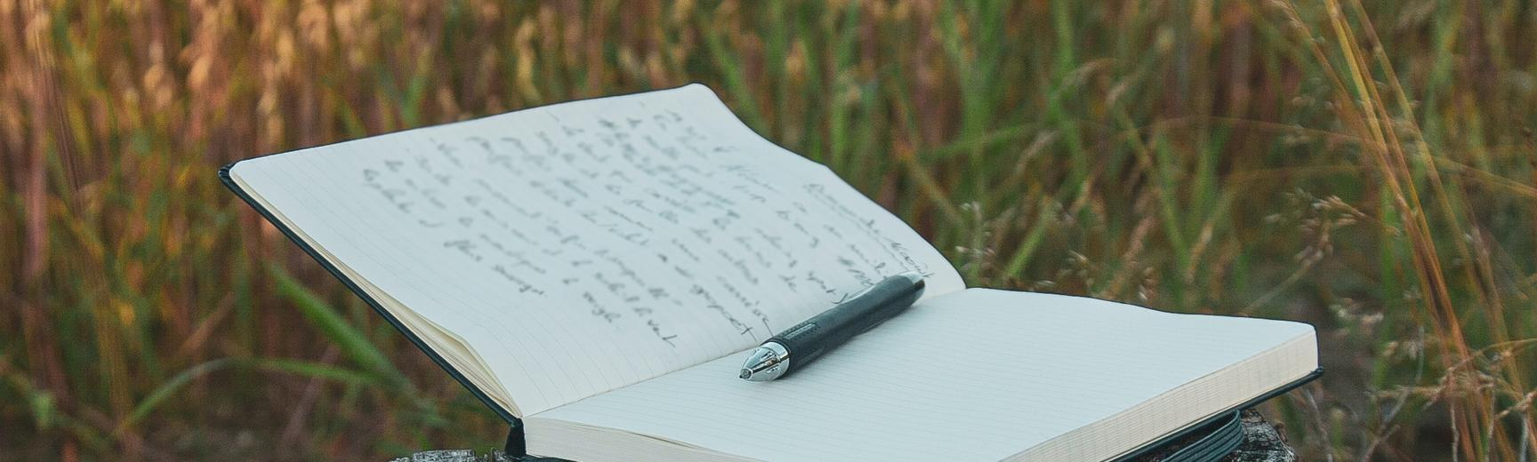 book in field