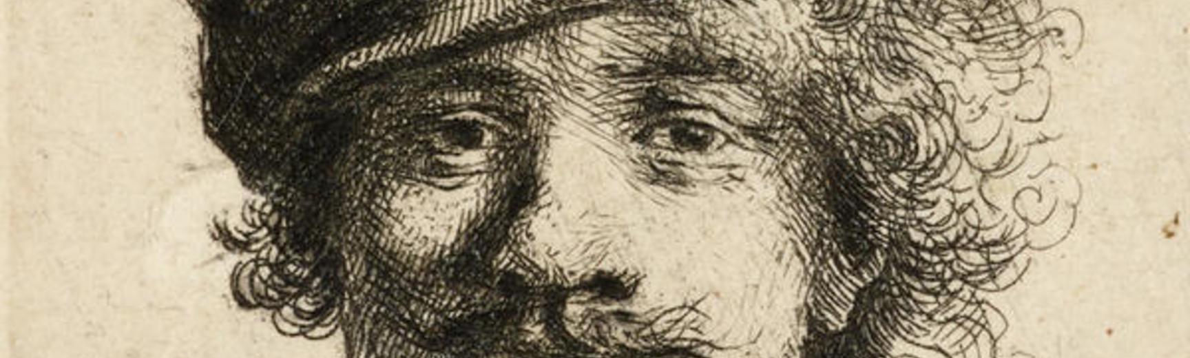 rembrandt self portrait wearing a soft cap c ashmolean museum