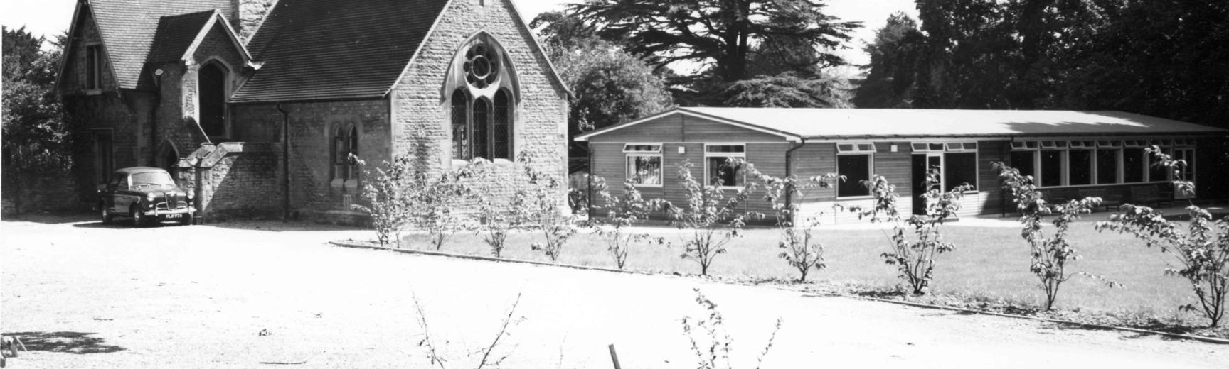 St Cross Road Hut