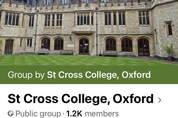 st cross facebook group
