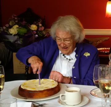 Ruth's 100th birthday
